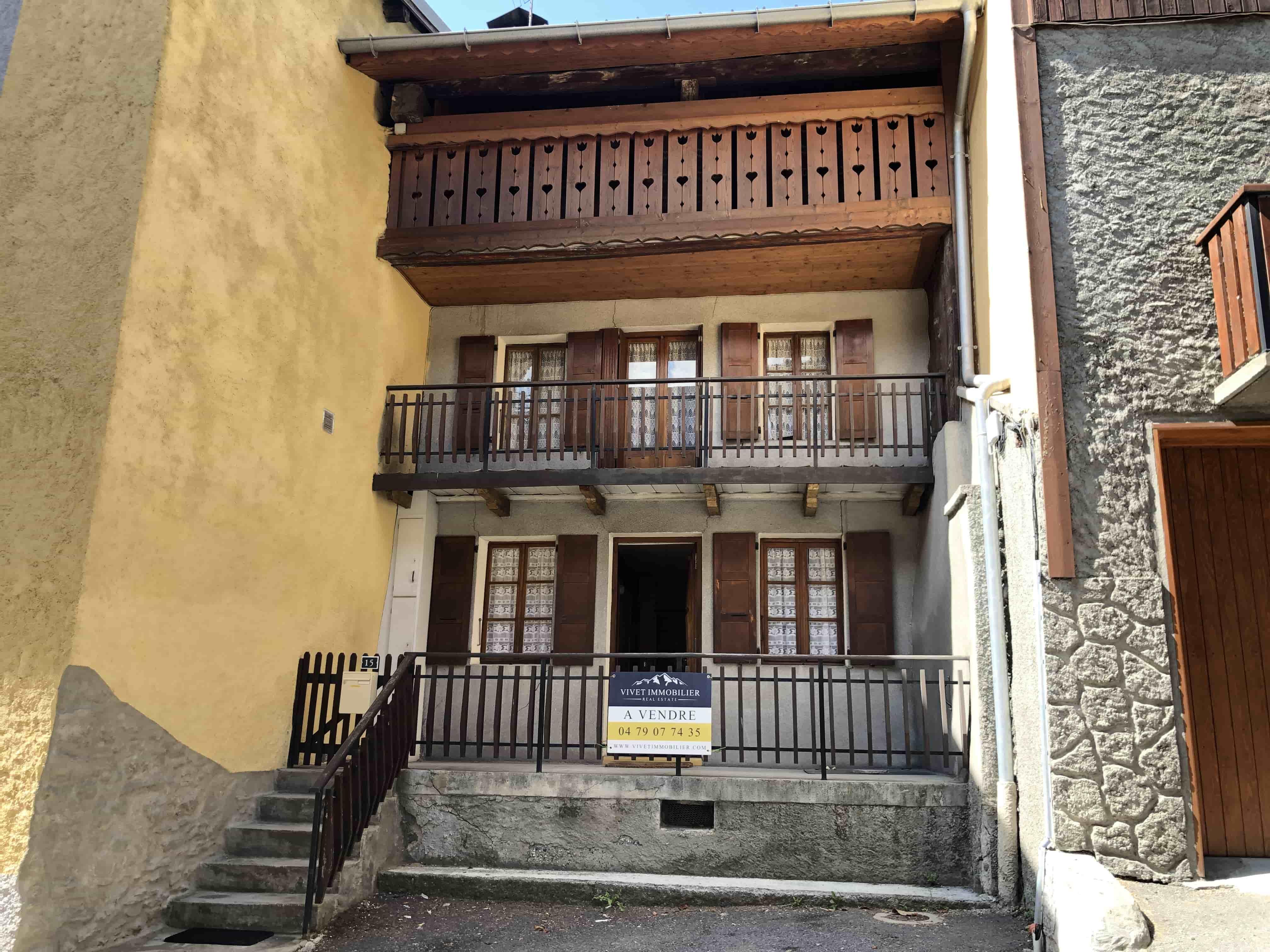 Maison de type 4 à Bozel