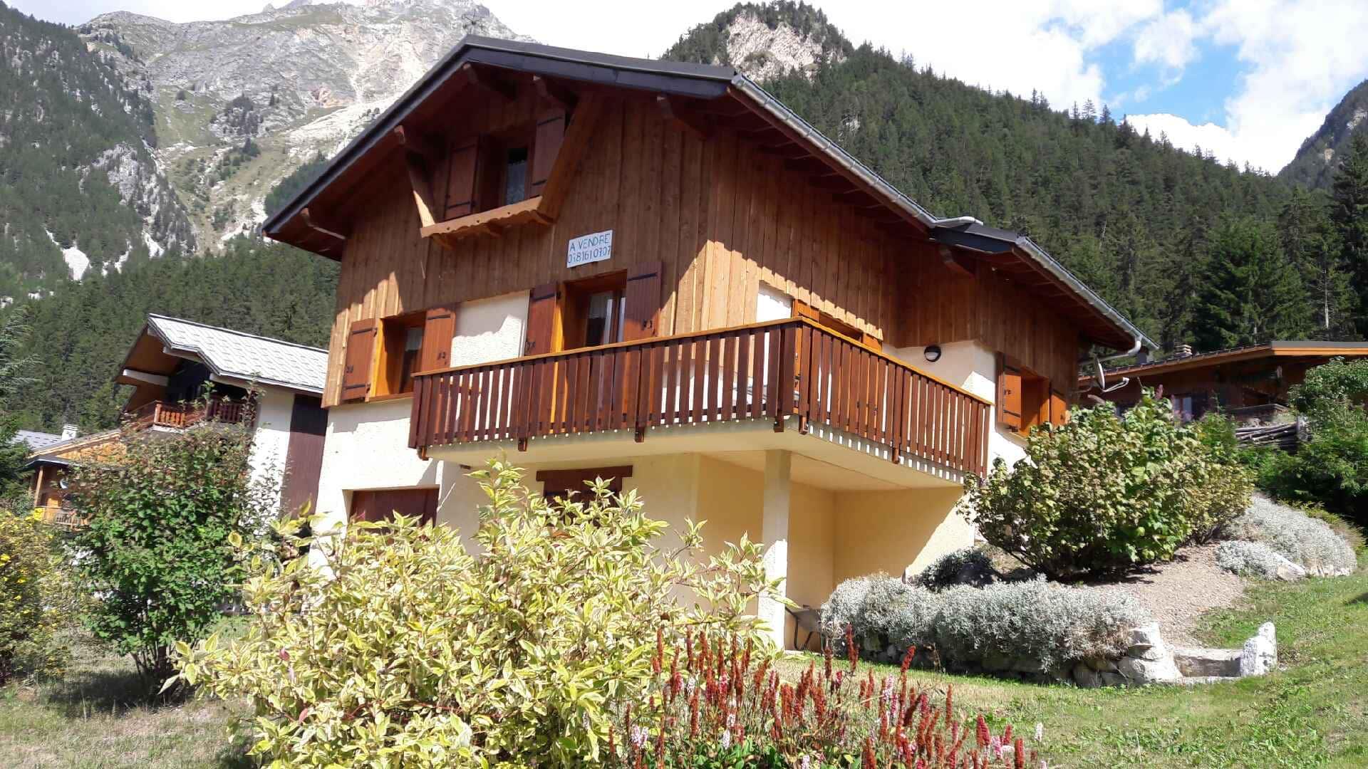 Maison 5 pièces 120 m² Pralognan la vanoise