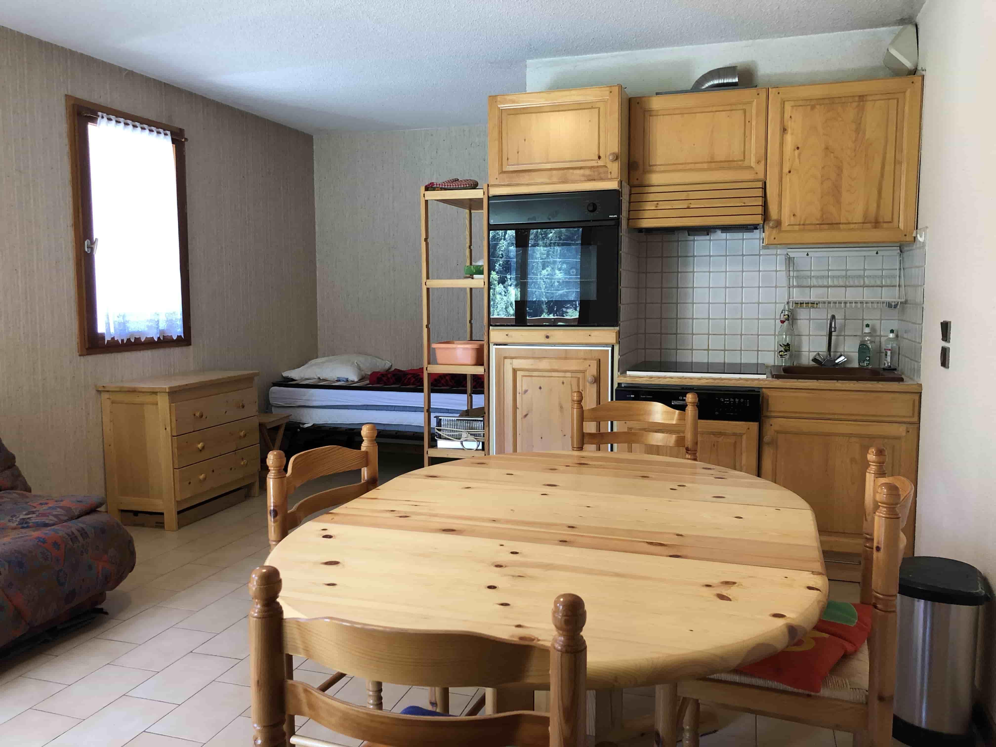 2 room apartment 40 m²