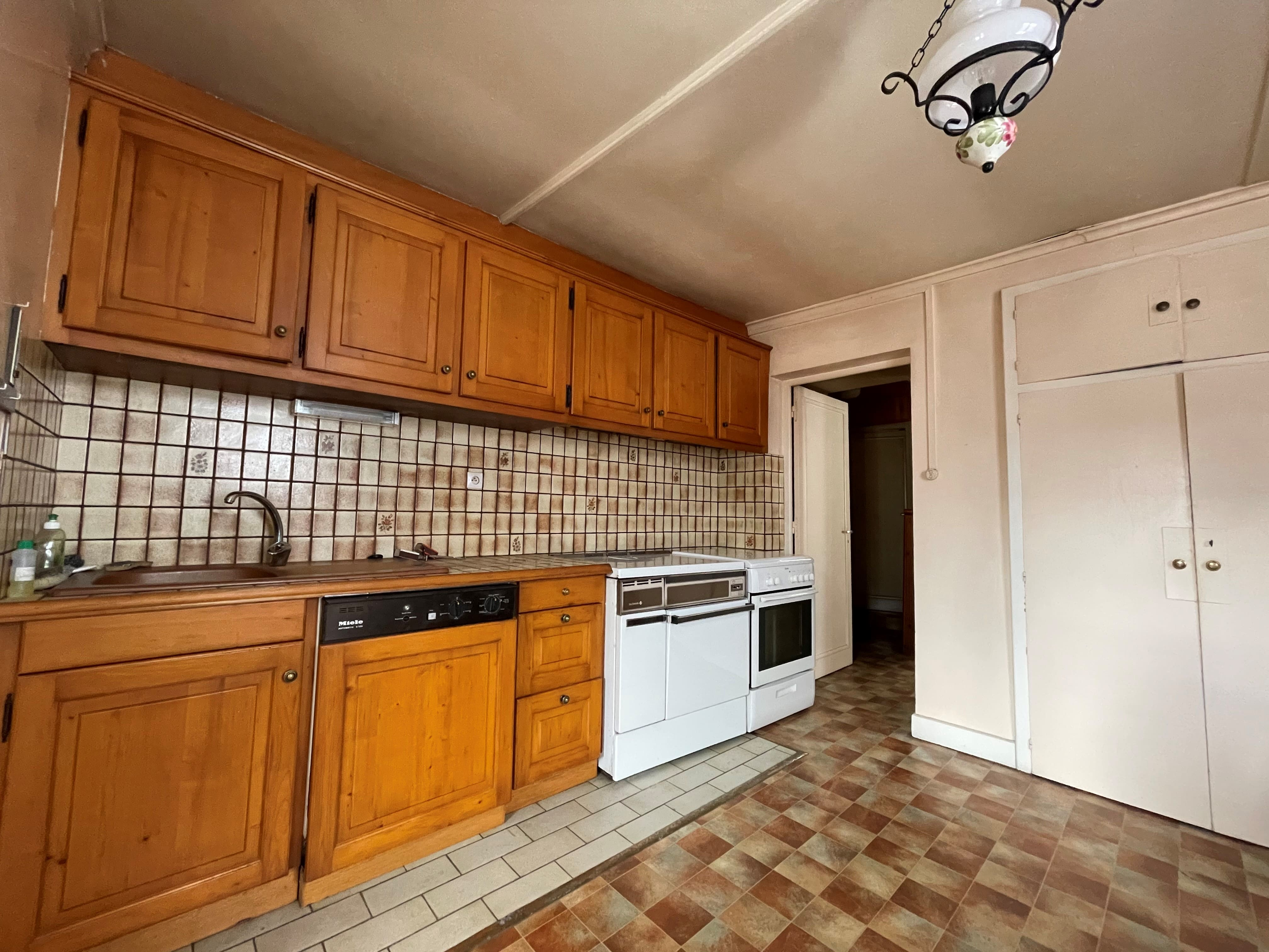 4-room house 120 m² with garden