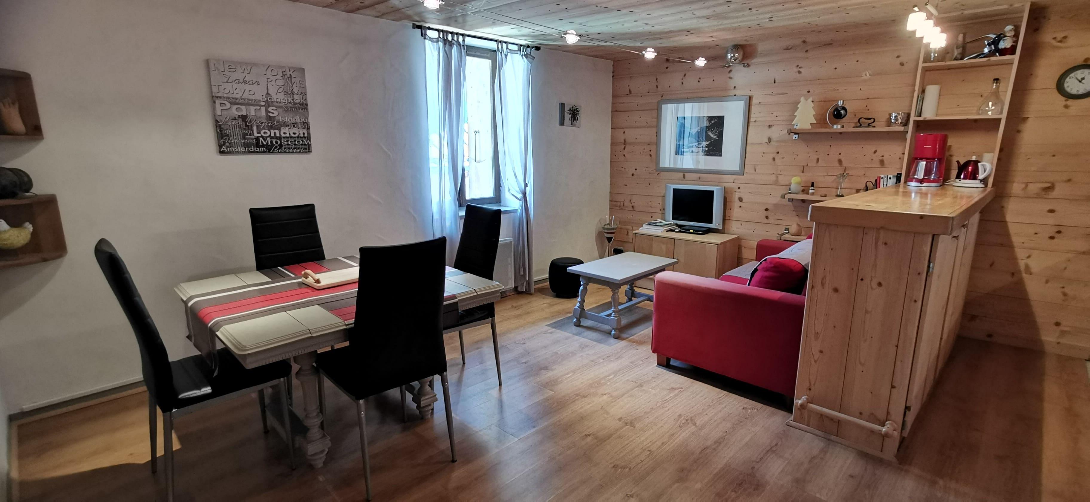 2 room apartment 41 m² resort center