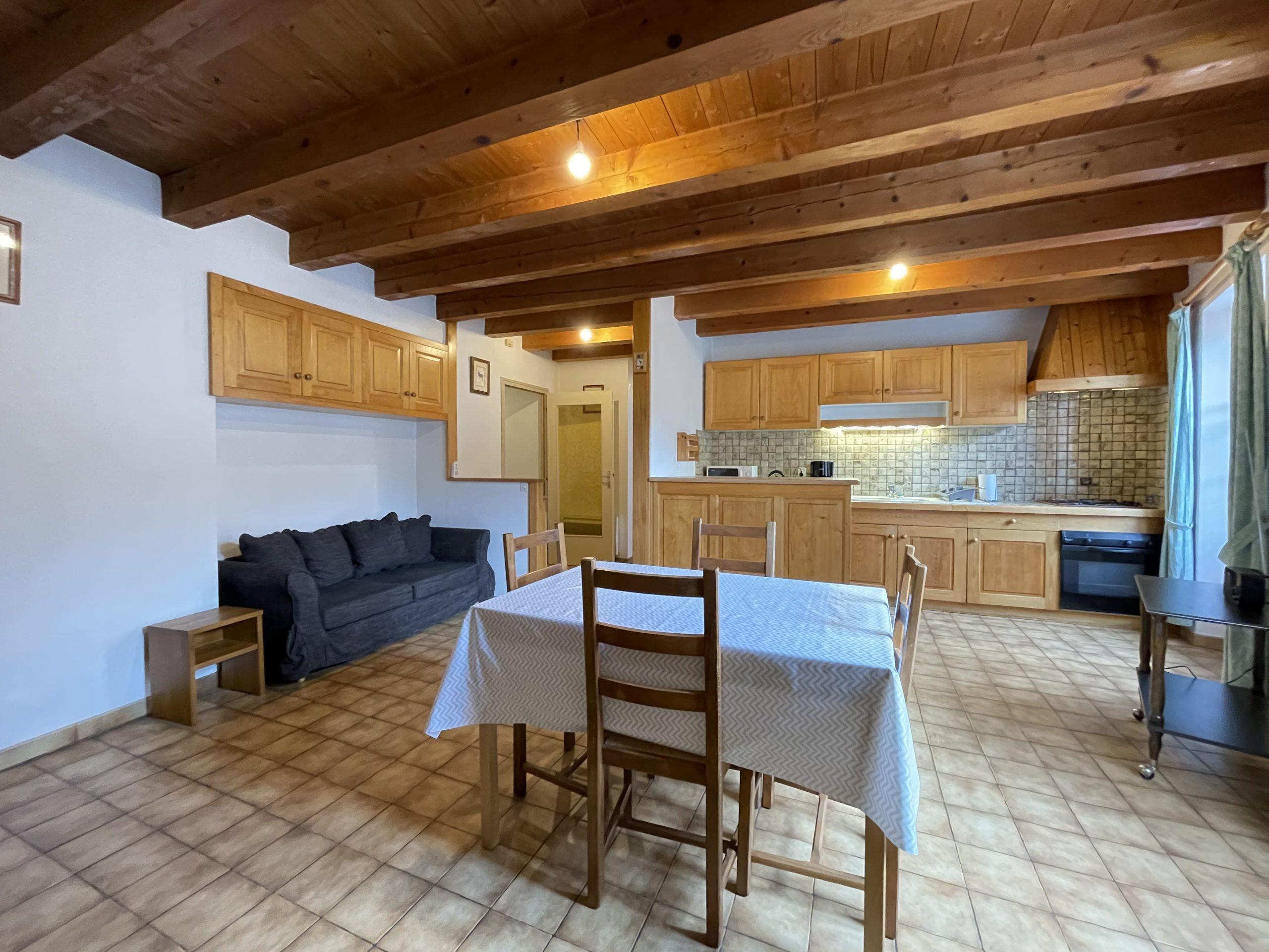 3 room apartment 59 m²
