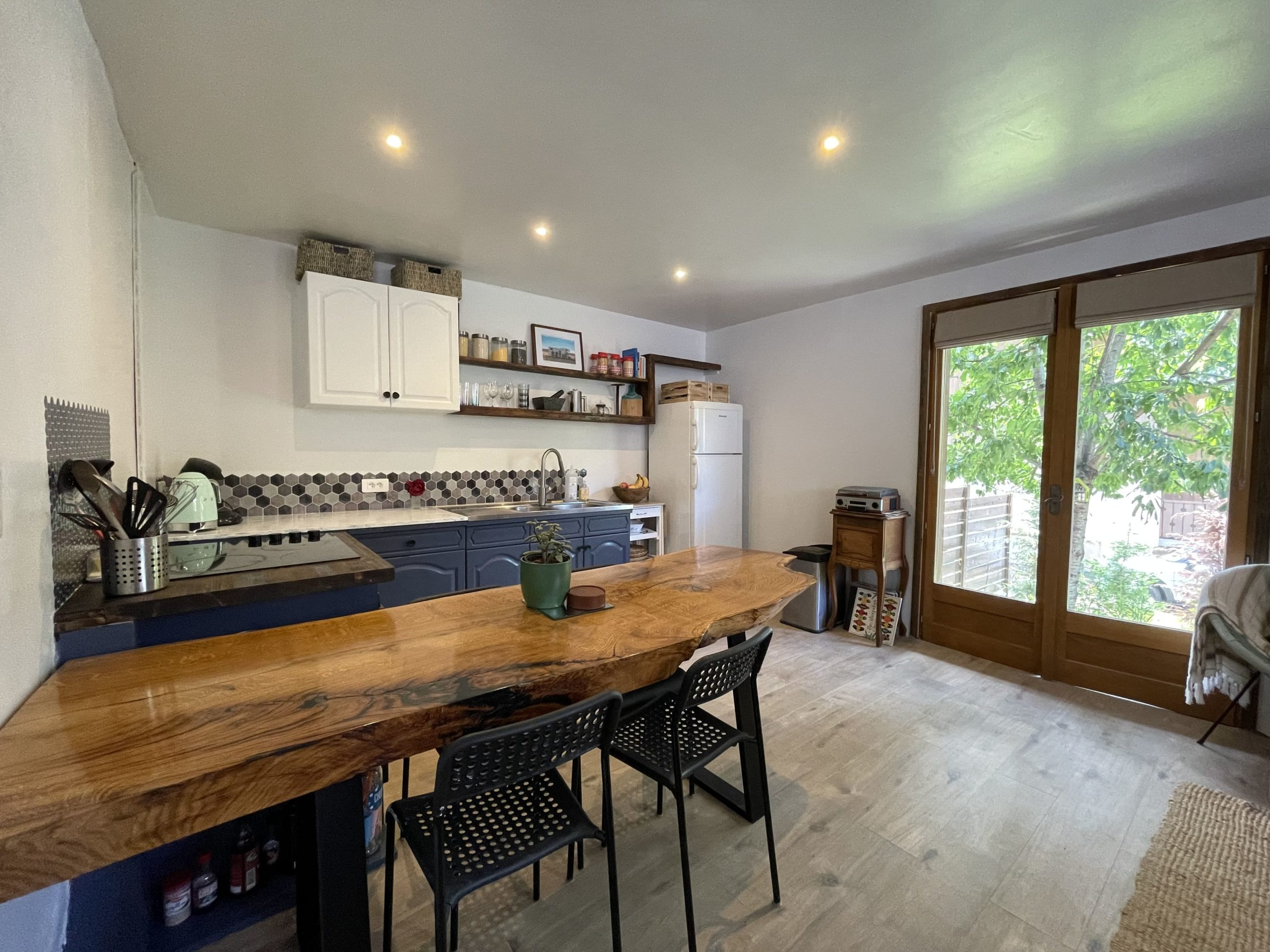 Maison 3 pièces 90 m² avec jardin